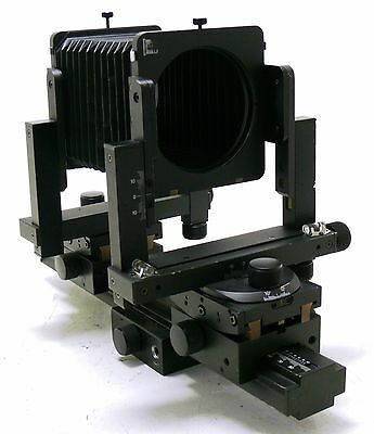 Rollei X-Act2 camera with standard bellows, system 6000 EXC++