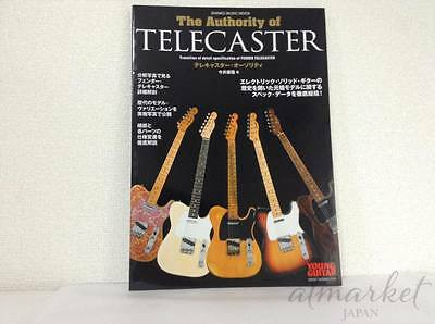The Authority of Fender Telecaster Guide Book / Vintage Guitar Photo Book F/S
