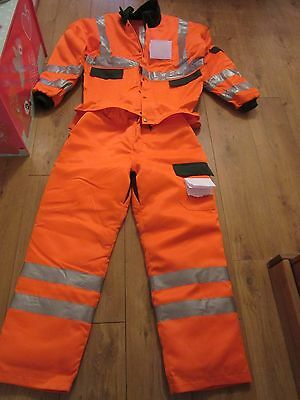 chainsaw protective suit class 1 railway grade