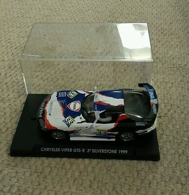Fly Slot Car - Chrysler Viper Gts-R - Silverstone 99 - 1/32 Scale