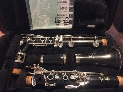 Beautiful Yamaha YCL250 Clarinet - Excellent Condition