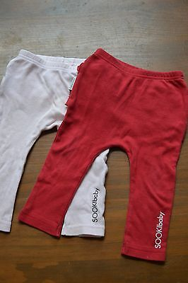 Sooki baby girls pants leggings with frill size 00