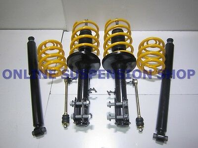 Suits Commodore VX VY Sedan KING Spring FORMULA Lowered Suspension Package