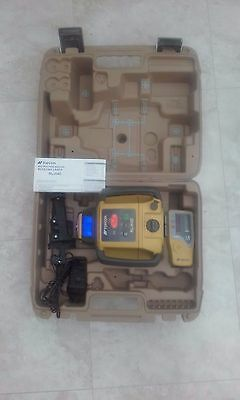 Top con Laser level