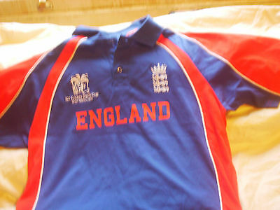 ENGLAND ICC Cricket World Cup West Indies 2007