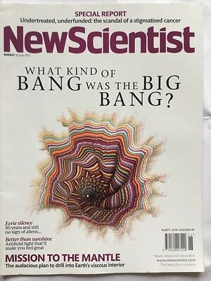 New Scientist Magazine 30 June 2012 (2871) - What Kind Of Bang Was The Big Bang?