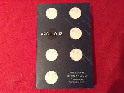 Apollo 13 by James Lovell, Jeffrey Kluger Paperback Book (English)