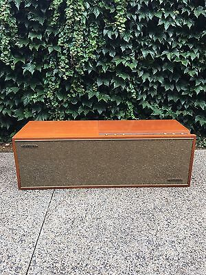 Precedent Stereogram / Vintage Record Player With Radio