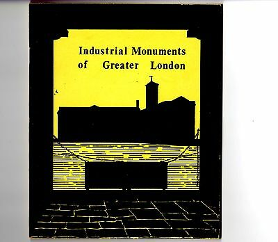 Industrial Monuments of Greater London Survey,  Ashdown, Bussell, Carter, 1969
