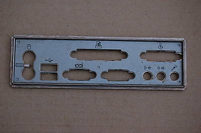 Old style ATX Computer case Backplate I/O Plate cover