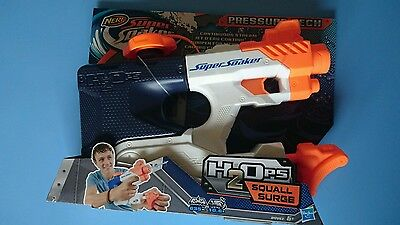 Nerf Super Soaker Squall Surge Water Gun Brand New In Box