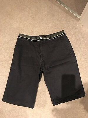 Men's Reiss Navy Shorts Waist 32