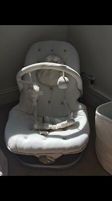 mamas and papas Once Apon A Time baby bouncer