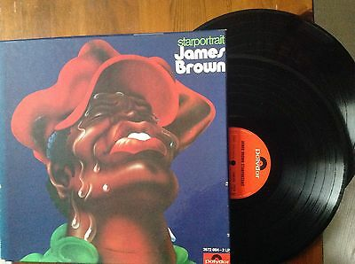 JAMES BROWN 2LP Box Set.'James Brown Star Portrait '
