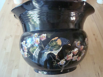 LARGE BRETBY JARDINIERE - LATE VICTORIAN 1890s