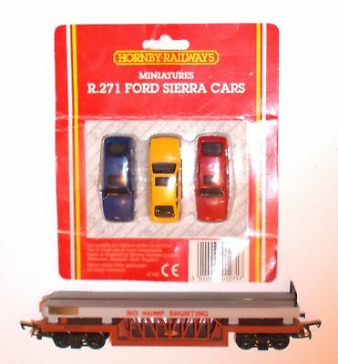 TRI-ANG MINIC MODEL RAILWAY CAR TRANSPORTER Ref No RM922