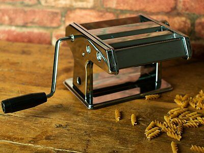 3 in 1 Pasta Maker Hand Cutter Machine + Table Clamp, Lasagne, Tagliatelle, BNIB