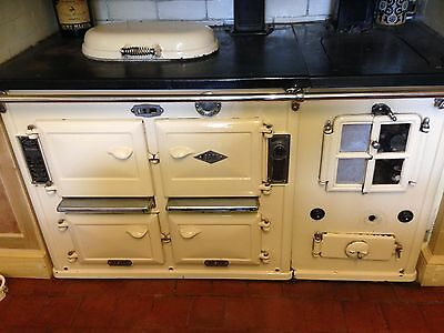 Esse Range Cooker 3 Oven Solid Fuel with Water Heater