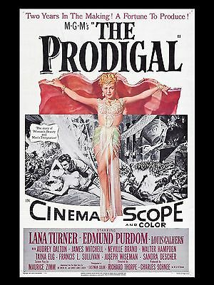 "The Prodigal 16"" x 12"" Reproduction Movie Poster Photograph"