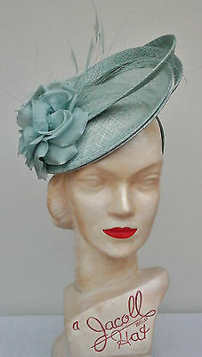 Ladies Whiteley/Maddox Headpiece in Opal Wedding/Races/Mother of the Bride.