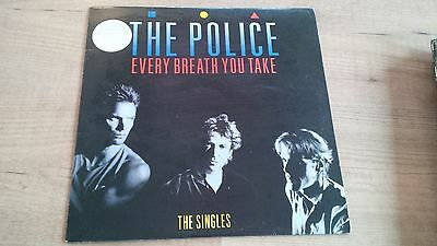 The Police Every breath you take. Vinyl LP