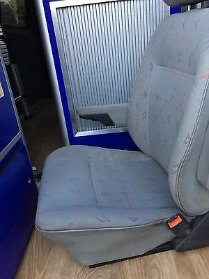 Vw T4 Transporter Captain Seat Drivers Or Passenger Side