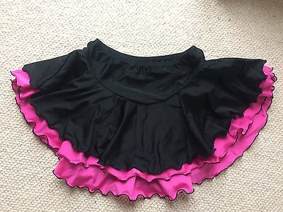 Jerry's Figure Skating Skirt - Adult Size M - VGC