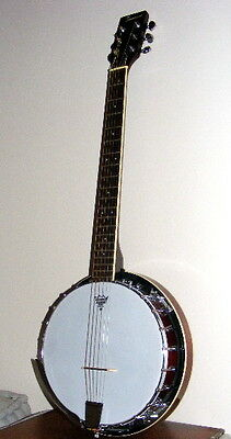 Banjo Tennessee Made In Usa 6 Cordes 20 Frets