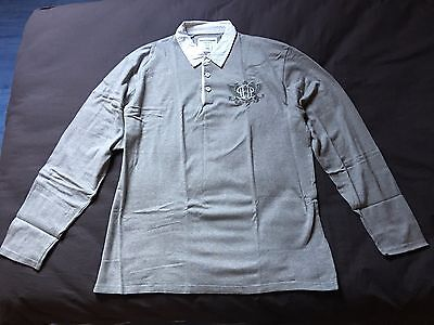 Polo Gris Homme