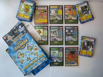 Digimon Game Cards