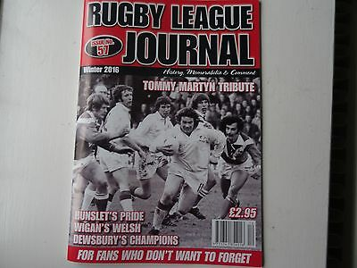 Rugby League Journal Issue 57
