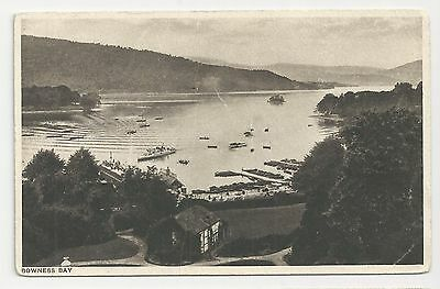 Old Postcard, Bowness Bay