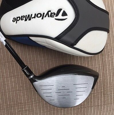 L/H TaylorMade SLDR Driver
