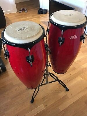 Stagg 10 inch and 11 inch congas