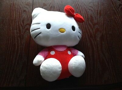 Hello Kitty Medium Plush Soft Toy