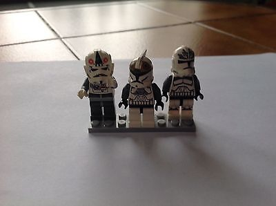 LEGO star wars personnages