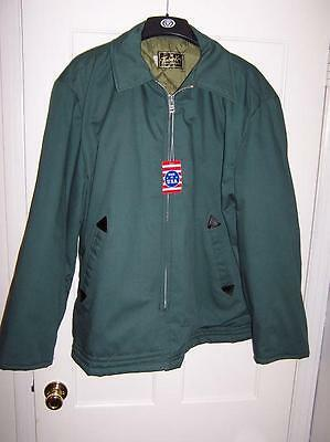 RARE XL HESS Gas Station Winter Jacket Made in U.S.A. - BRAND NEW WITH TAGS