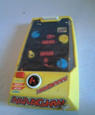 Tomy aaaaghh ! Game electronic ball fintage rare