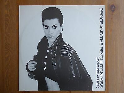 """Prince & the Revolution - Kiss - 12"""" Single - Excellent Condition"""