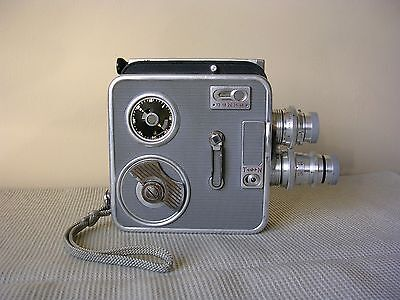 Vintage Meopta Admira 8 ll A Motion Picture Camera c1950