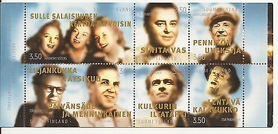 FINLAND stamp booklet 1999 MNH