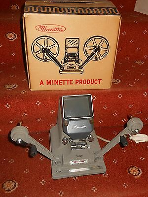 Minette Viewer editor M-2 Eight for 8mm