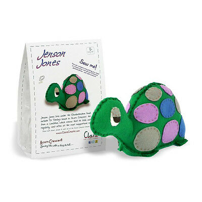 Clara Felt Sewing Kit - Jenson Jones - Tortoise - New