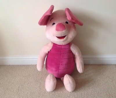 Brand New Without Tags Ex Display 60 Cm Piglet Plush Soft Toy Winnie The Pooh