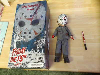 Living Dead Dolls Jason Voorhees (Friday The 13Th Part 3)