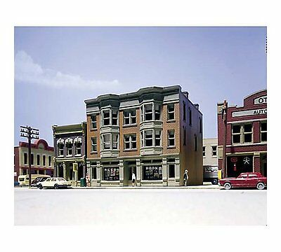 Woodland Scenics DPM - REED BOOKS - N Scale Building Kit 51500