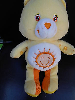 Care Bears/  Care Bear Baby ,funshine (12 Inches)2004 Rare