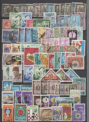 Libya Libye Libia Italiana 94 Tmbres/stamps 1930 1978 Neufs/obliteres M/used Rr!
