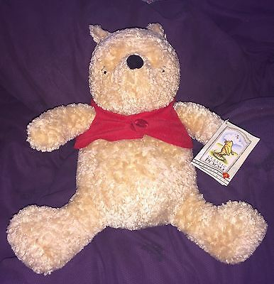 Classic Pooh Winnie The Pooh Soft Teddy Bear From Golden Bear Products