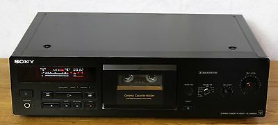 Sony TC-KB820S QS-series  2-head stereo cassette deck - serviced
